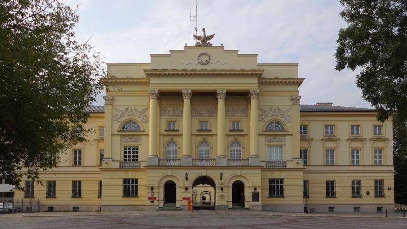 Opinia ornitologiczna Warszawa KSP