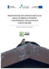 Zyskowski Zielinska 2014 Przewodnik do inwentaryzacji oraz ochrony ptaków i nietoperzy zwiazanych z budynkami